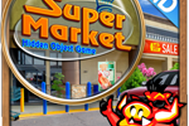 Super Market - Hidden Object Game