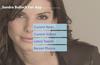Sandra Bullock - Fan Club Overview Screen