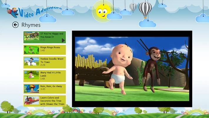 Category Screen 2