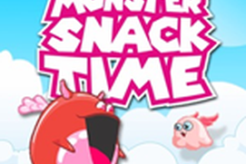 Girl Games Presents : Monster Snack Time!