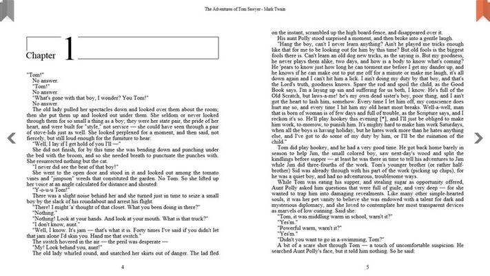 Bibliovore for Windows 8
