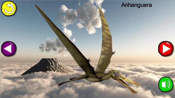 Don't look up, it's the flying Anhanguera