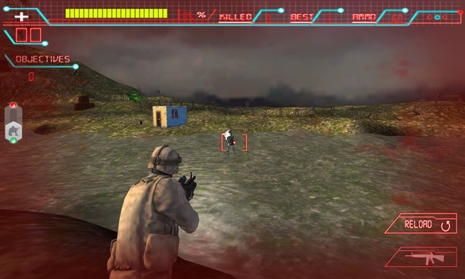 IGI - Stealth Shooting Mission for Windows 8