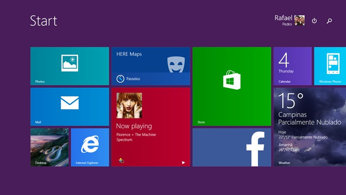 Your start screen gets even more beautiful with WSCenter Music live tile