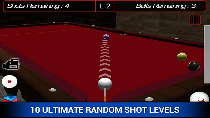Pool Challengers 3D for Windows 8