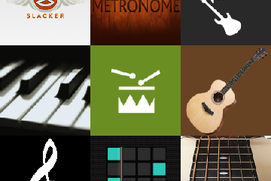 Apps for Songwriters, Guitar players, musicians