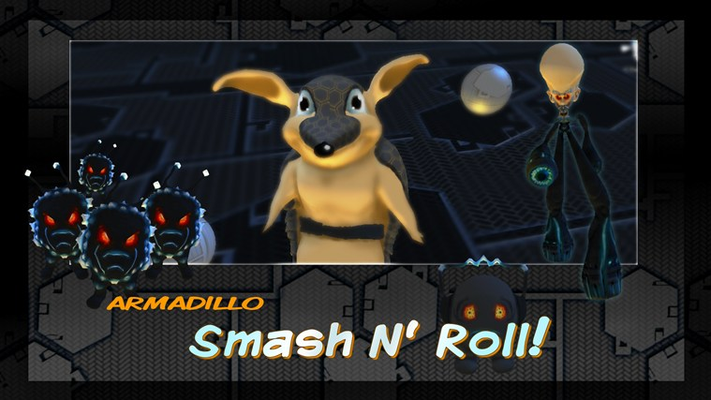 Armadillo Smash N' Roll! for Windows 8