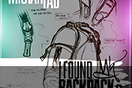 I Found My Backpack 3 Album App