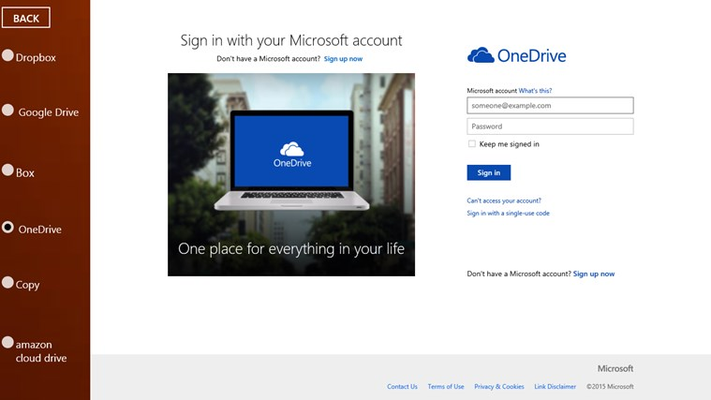 this is onedrive