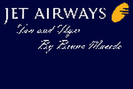Jet Airways Fan and Flyer