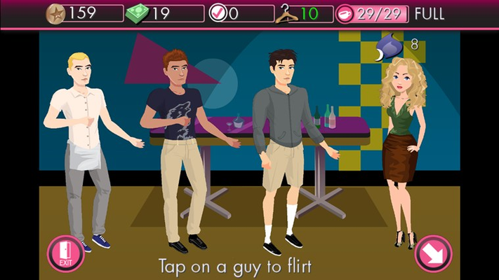 Flirting with boys! Who shall I pick???