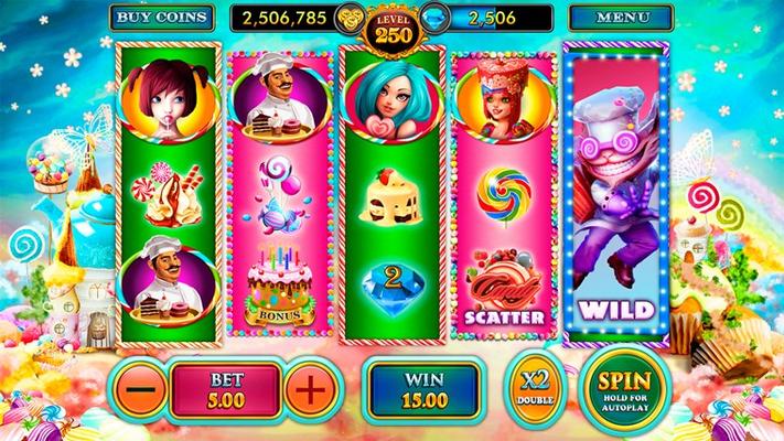 Candy Kingdom Free Vegas Slots for Windows 8