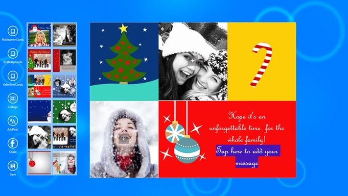 New Christmas Cards and New Year cards added.