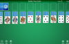 Play four popular Spider solitaire variations