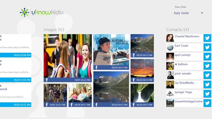 uKnowKids for Windows 8