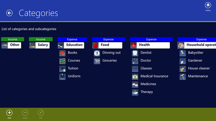 Homeasy for Windows 8