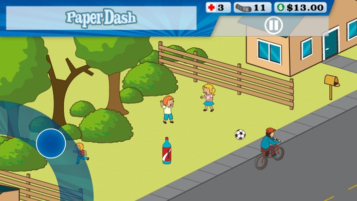 Enjoy Paper Dash for Windows 8!