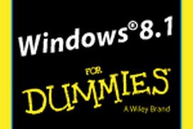 WINDOWS® 8.1 For Dummies®