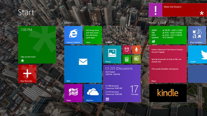 RemindMe for Windows for Windows 8