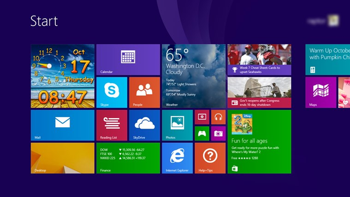 CLOCK TILE PRO for Windows 8