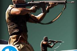 Target Sniper Deluxe Game