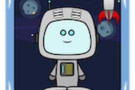 Lost in Space (astronaut escape from the alien)
