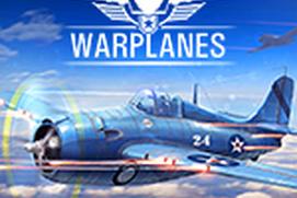 Battle of Warplanes: Airplane Games War Simulator