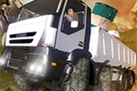 Offroad Extreme Truck Driving 3D