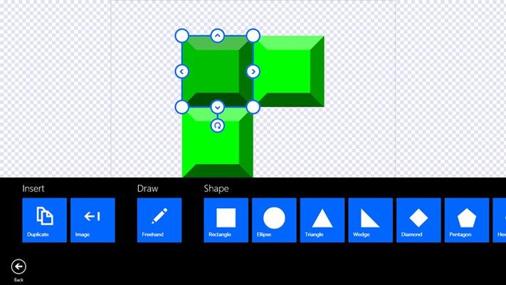 Reshape for Windows 8