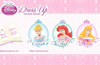 Select all stories or scroll to select a princess story.