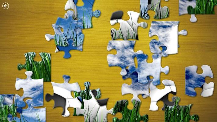 Harder puzzle for older kids
