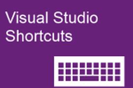 Visual Studio 2013 Shortcuts