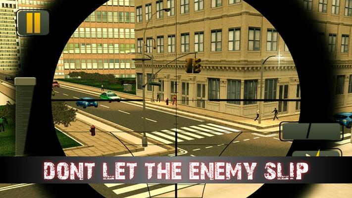 Modern City Sniper Assassin 3D - Pro 2016 for Windows 8