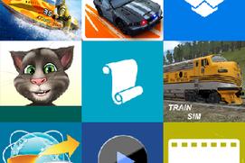 Windows 8 top apps