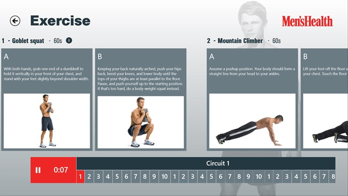 Log Your Workouts