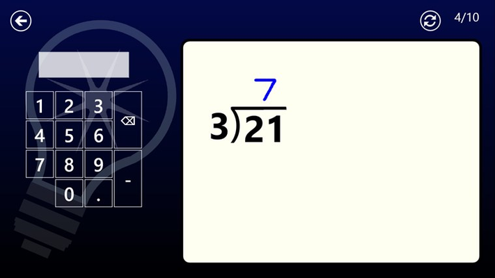 Elementary Math for Windows 8