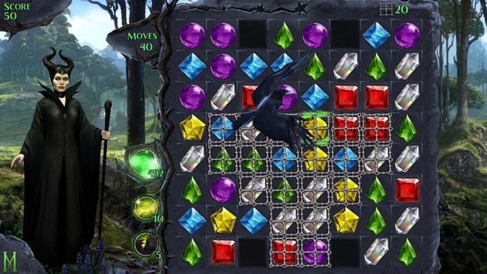 Unlock Diaval & More Power-Ups!