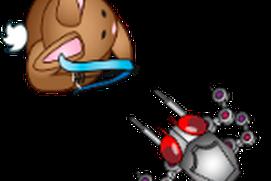 Bunnies vs Robots
