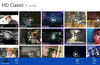 Video album, you can view your videos within the app.