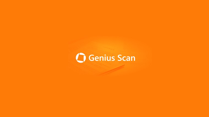 Genius Scan - easily share documents.