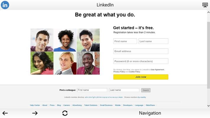 LinkedIn - Social App Suite