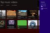 Play to xbox and other DLNA enabled devices (TV's)