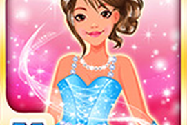 Deluxe Princess Dress Up Tale - Fancy Royalty Make Over Game