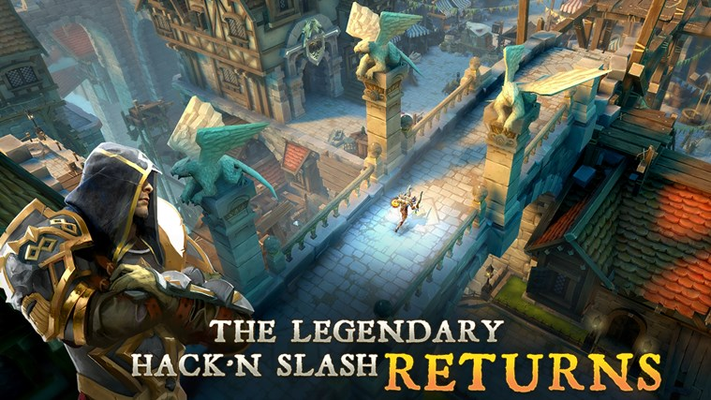 The Legendary Hack 'n' Slash Returns