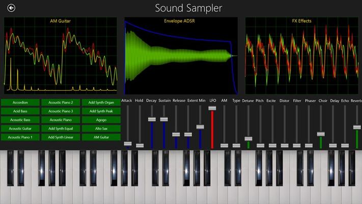 Sound Sampler