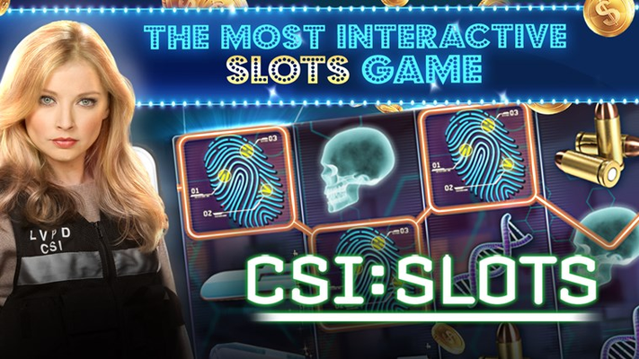 The most interactive slots game