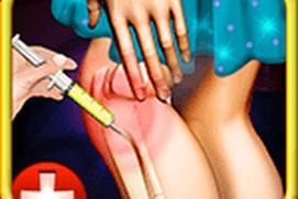 Knee Surgery Doctor Simulator