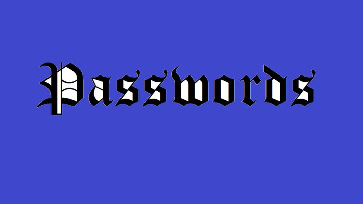 Completely Random Passwords for Windows 8