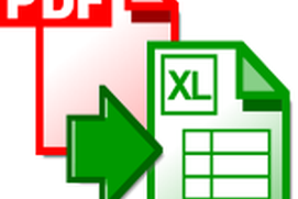 Convert PDF to Excel File