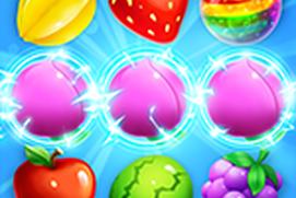 Fruits Saga - Match 3 Adventure
